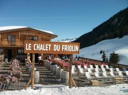 Chalet du Friolin Bellentre