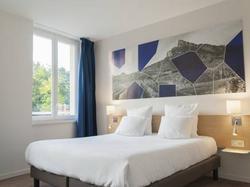 Hotel Brit Hotel Mâcon Centre Gare Mâcon