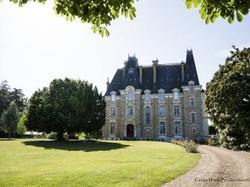 Hotel Au Chateau de Montbraye Parigné-l'Evêque