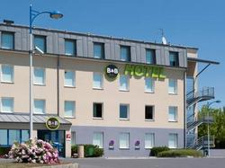 B&B Hotels Châlons En Champagne