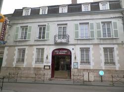 Hôtel du Commerce Auxerre