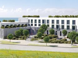 Hôtel Thalasso de La Baie Best Western Plus Donville-les-Bains