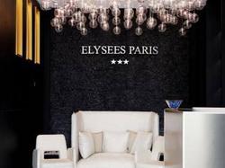 Hôtel Elysées Paris Paris