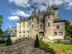 Château des Réaux Chouzé-sur-Loire
