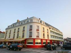 Hotel La Terrasse Fort-Mahon-Plage