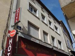 Hôtel Le Passage de Vallon Vallon-Pont-d\'Arc