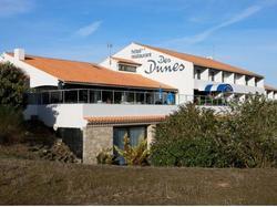 Hotel Hôtel des Dunes Noirmoutier La Guérinière