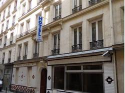 Hôtel du Jura, PARIS