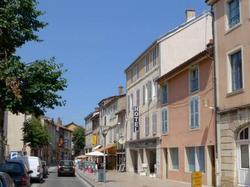 Hotel Hôtel du Commerce Cluny