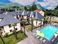 Zénitude Hotel & Résidence lAcacia Lourdes Lourdes