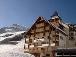 Résidence LOurs Blanc Les-Deux-Alpes