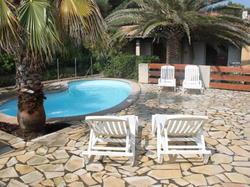 Hôtel de la plage Agay