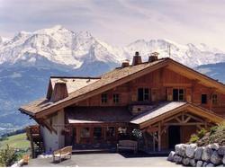 Hotel La Joubarbe au Balcon du Mont-Blanc Cordon