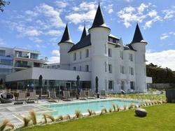 Château des Tourelles, Hôtel Thalasso Spa Baie de La Baule Pornichet