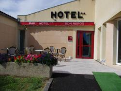 Hôtel Bon Repos Barbezieux-Saint-Hilaire