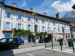 Hotel du Mont Blanc Sallanches