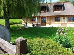 Holiday Home Chaumiere Pierrefitte En Auge - Hotel