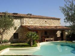 Holiday Home Entre Gard Et Ardeche Saint Privat De Champclos Barjac