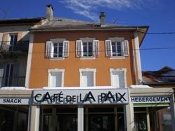 Appart Hotel de la Paix Barcelonnette