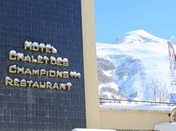 Hôtel Chalet des Champions Les-Deux-Alpes