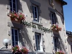 Hôtel - Restaurant des Voyageurs Ambazac