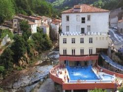 Hôtel Hostellerie de Rennes-les-Bains Rennes-les-Bains
