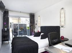 Hotel L'Oasis : Hotel Paris 14