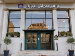 BEST WESTERN PLUS Hotel Malherbe Caen