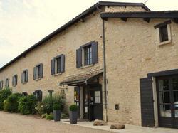 Hotel-Restaurant Saint Romain Logis Anse