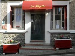 Hôtel Le Lafayette Chavaniac-Lafayette