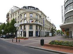 Best Western Hotel Moderne Caen Caen