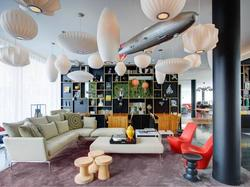 citizenM Paris Charles de Gaulle Airport - Hotel
