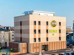 Hôtel B&B Limoges Gare