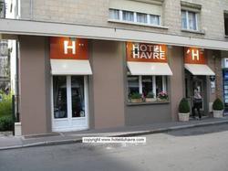 Hôtel Du Havre Caen