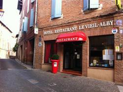 Hôtel Logis Le Vieil Alby