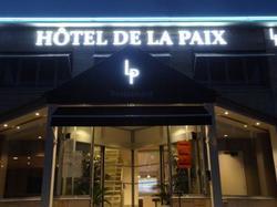 Hôtel de la Paix Bapaume