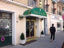 Hotel de la Paix Caen