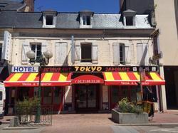 Hotel Restaurant Tokyo Trouville-sur-Mer