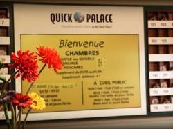 Quick Palace Caen