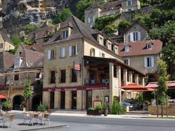 Hotel Auberge des Platanes La Roque-Gageac