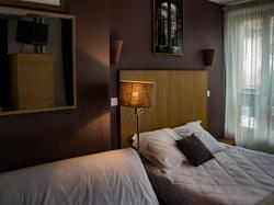 Hotel de L'Union, PARIS