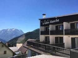 La Vallée Blanche Alpe-d\'Huez