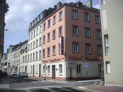 Hotel Angleterre Cherbourg