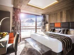 Hotel Taj-I Mah Les Arcs