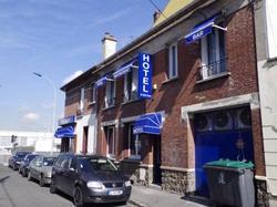 Café du Nord-Izmir hôtel Le Blanc-Mesnil