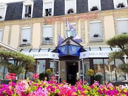 HOTEL DE PARIS COURSEULLES-SUR-MER