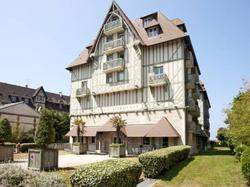 Hotel Villa Gardenia Pierre & Vacances Premium Deauville