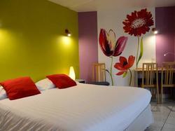Contact hôtel - Motel Les Bleuets Honfleur