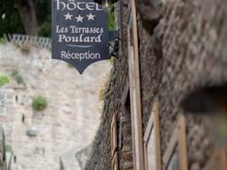 Les Terrasses Poulard Le Mont-Saint-Michel