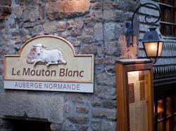 Le Mouton Blanc Le Mont-Saint-Michel